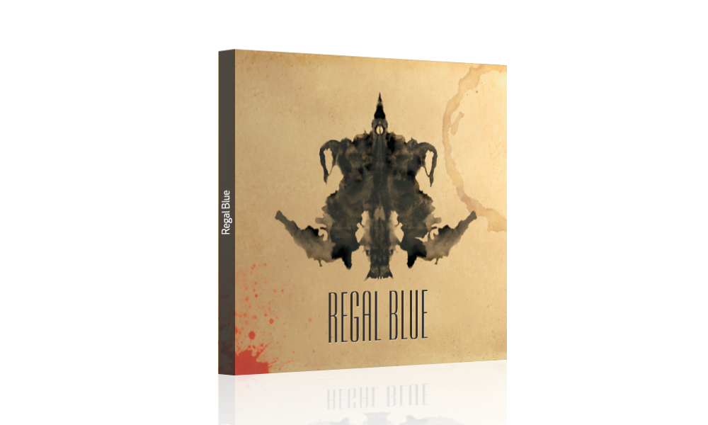 Digipack CD – Regal Blue